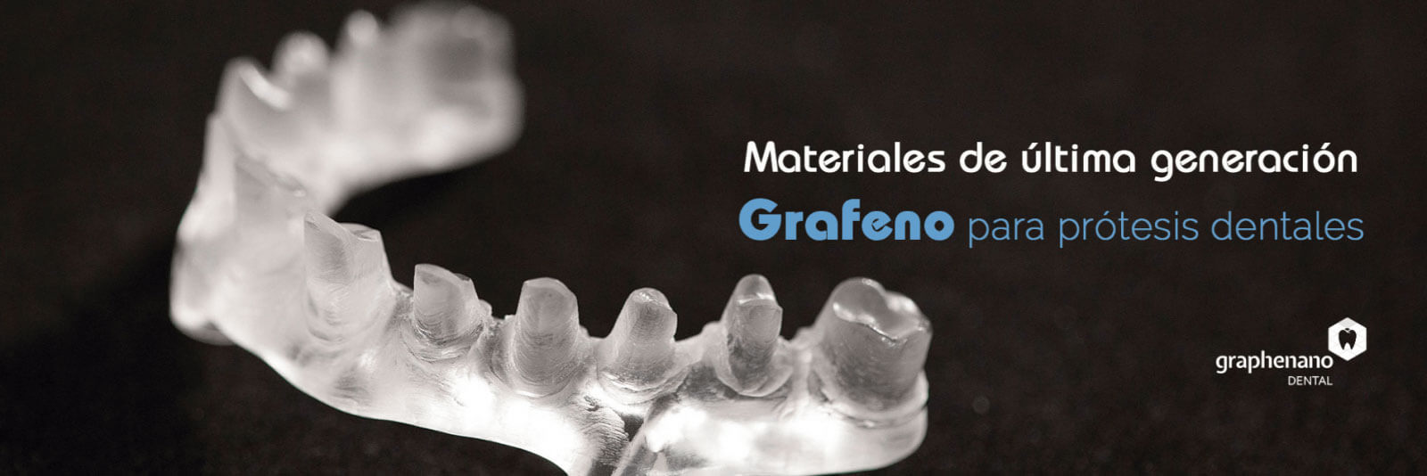 Grafeno para prótesis dentales - Laboratorio dental Córdoba